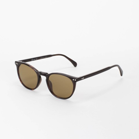 Handmade Modena Turtle with Brown lens
