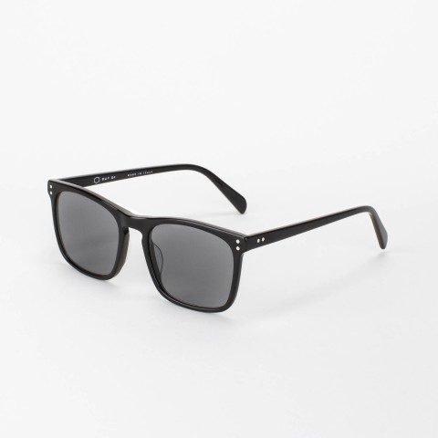 Handmade Stratos Black with Smoke lens