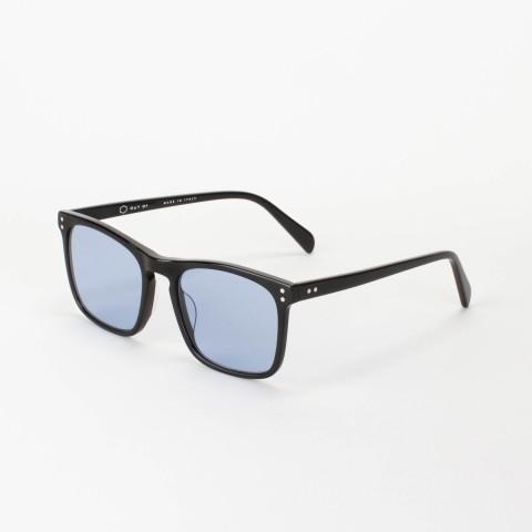 Handmade Stratos Black con lente Light blue