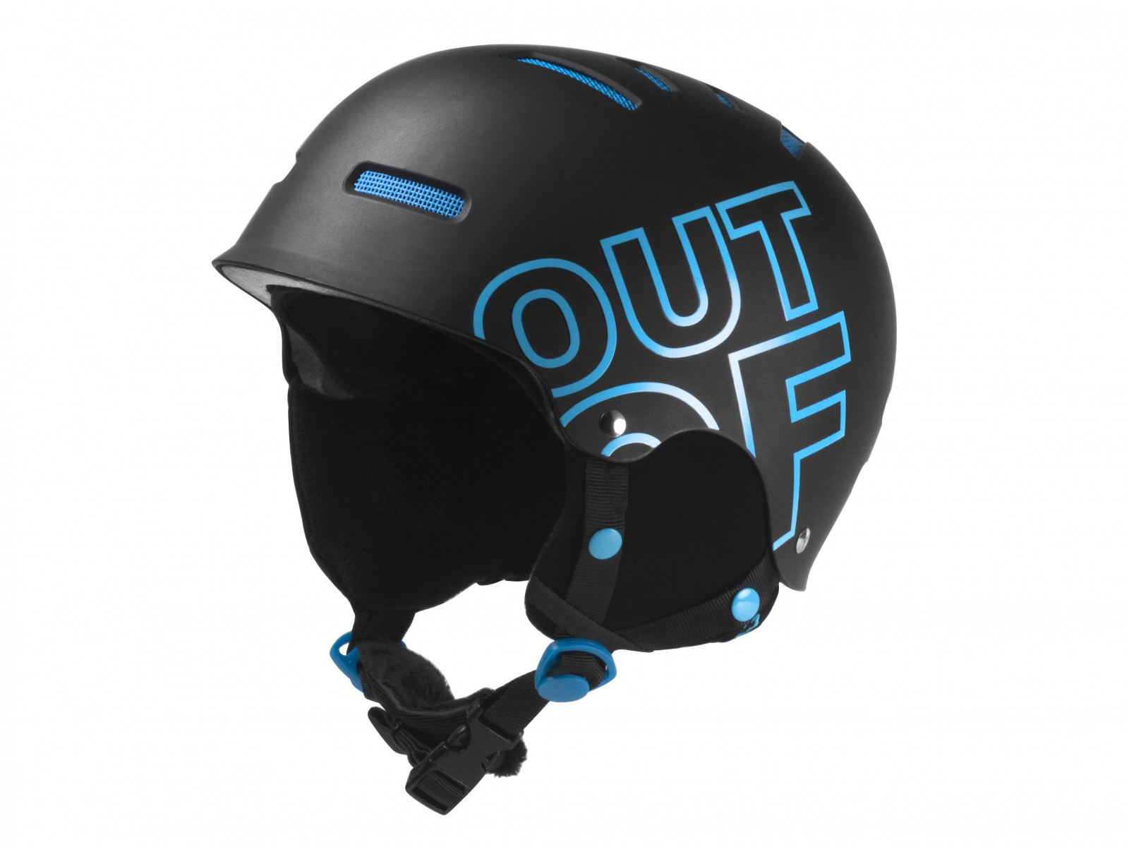 WIPEOUT HELMET Black blue