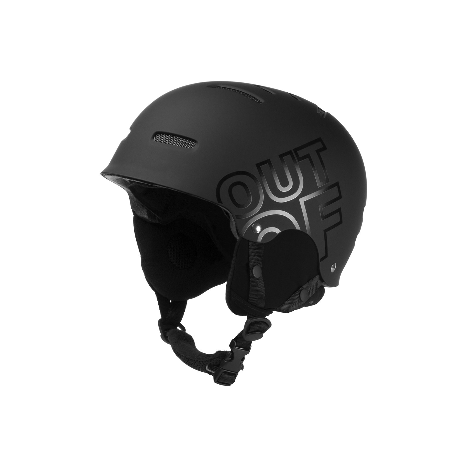 WIPEOUT HELMET Black