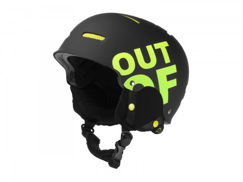 CASCO WIPEOUT BLACK GREEN