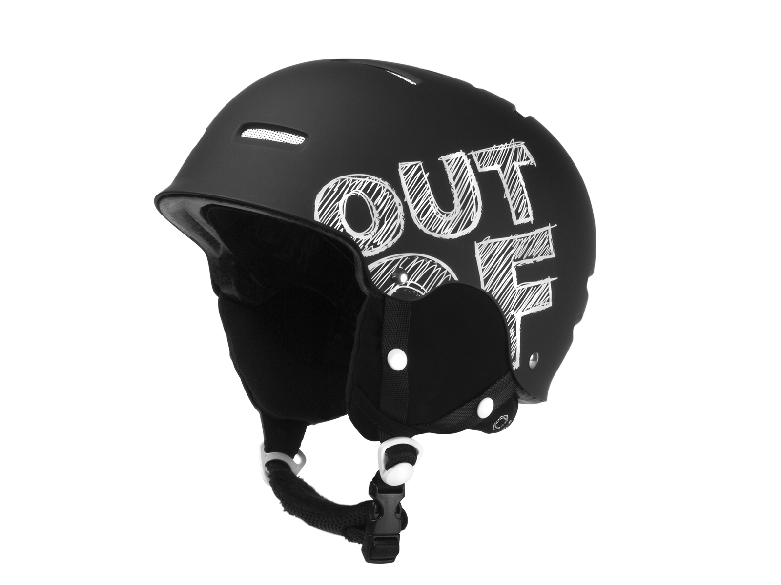WIPEOUT BLACKBOARD HELMET