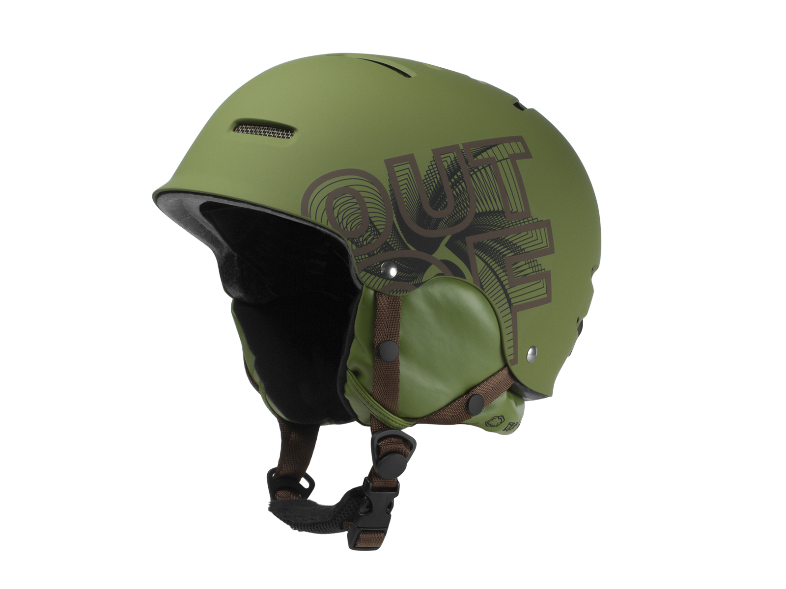 WIPEOUT HELMET Military