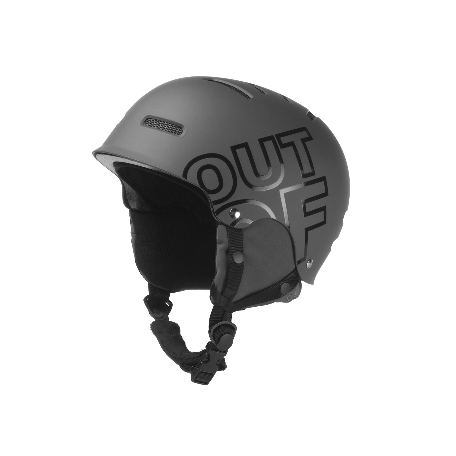 WIPEOUT HELMET Grey