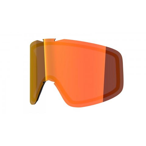 RED MCI lens for  Flat goggle