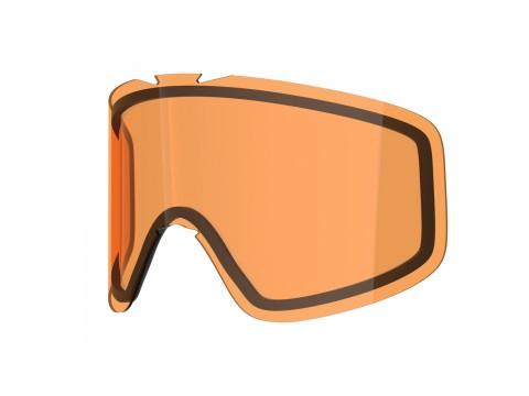 Persimmon lens for Lente per Flat goggle