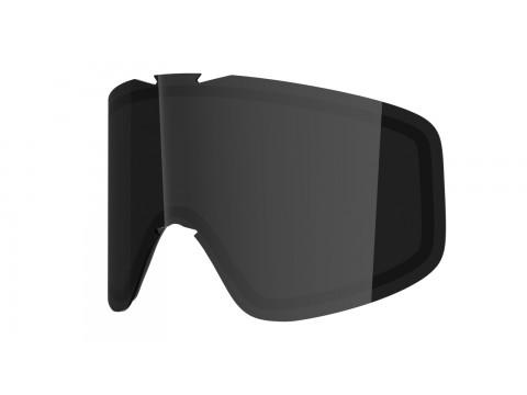 Smoke lens for Lente per Flat goggle