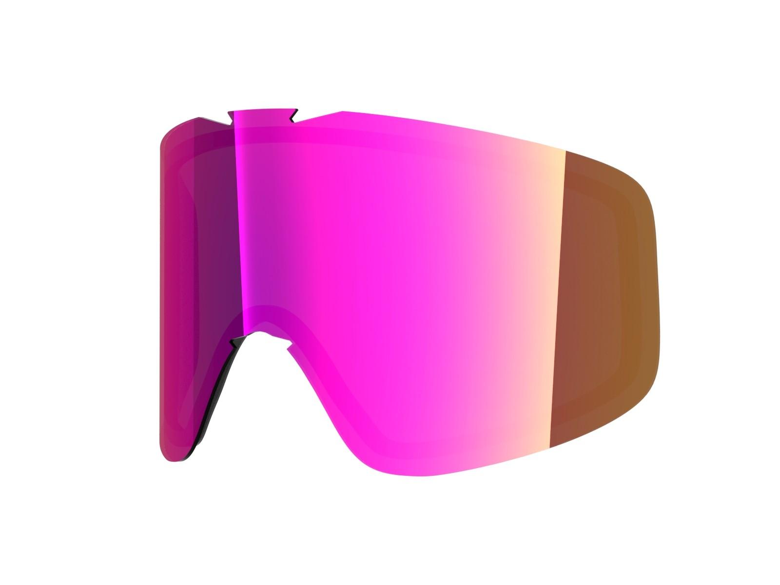 Violet mci lens for Lente per Flat goggle
