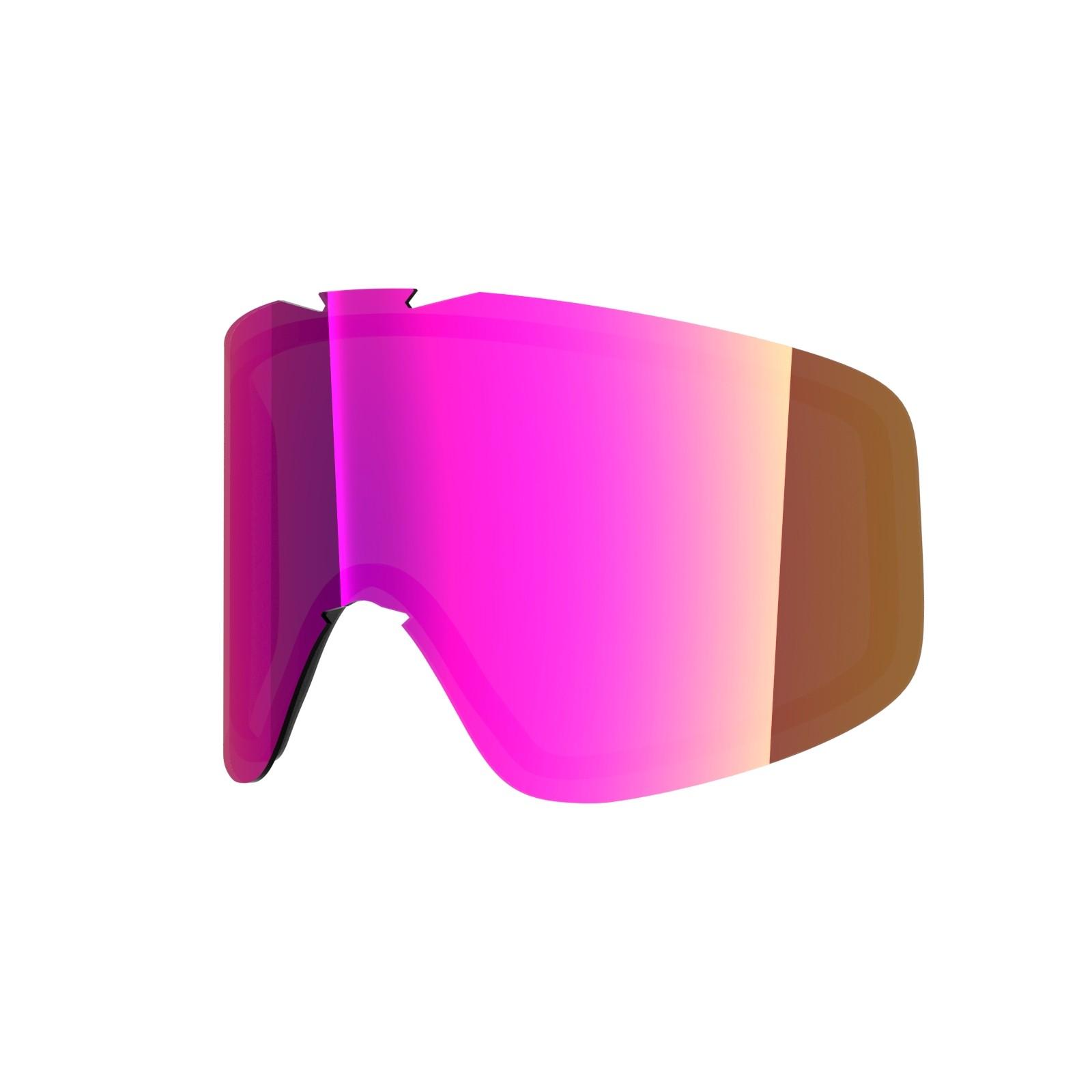 VIOLET MCI lens for  Flat goggle