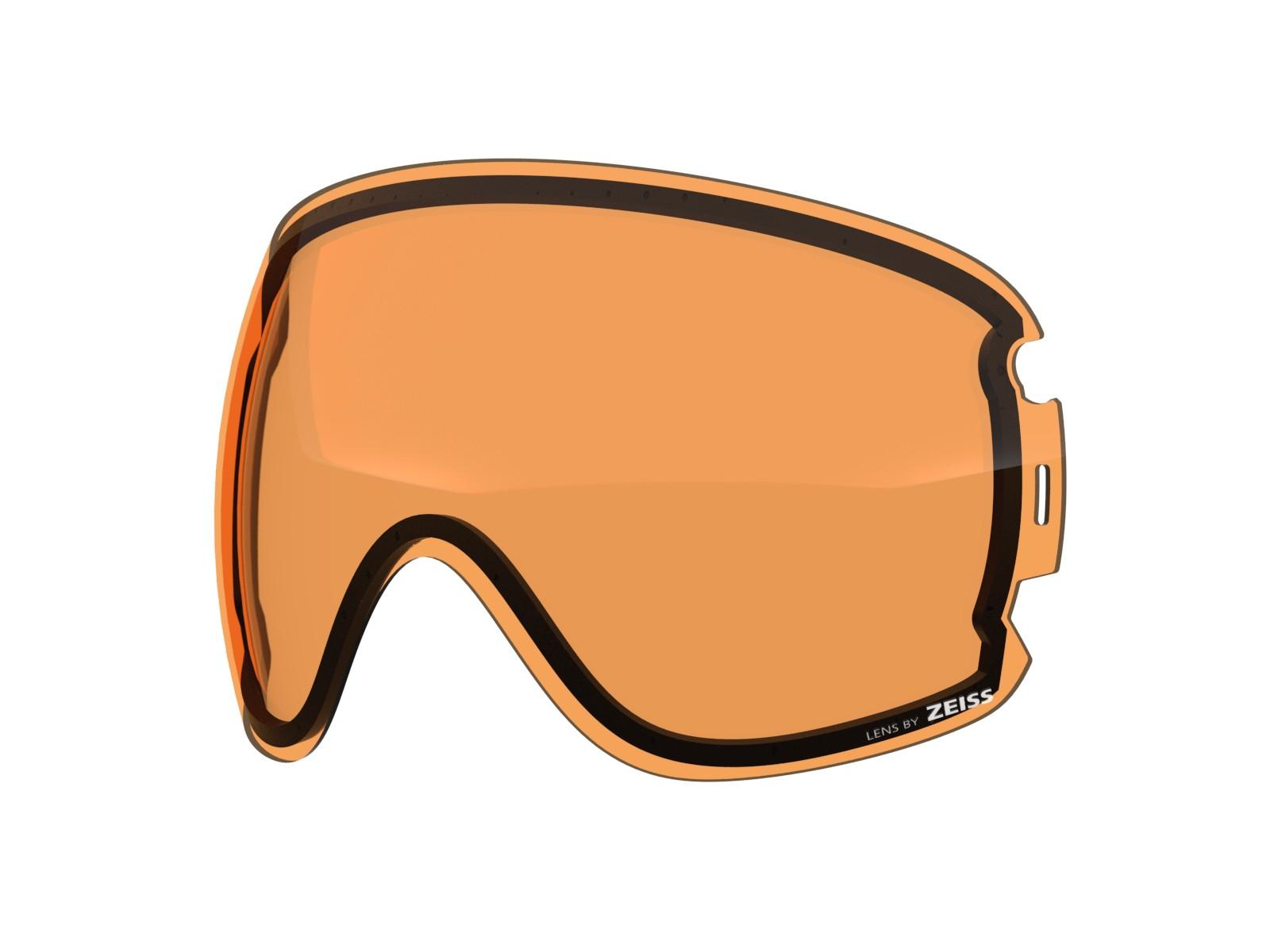 Persimmon lens for Lente per Open xl goggle