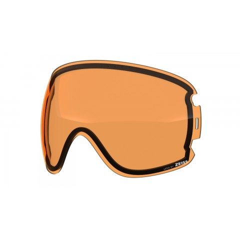 Persimmon lens for  Open xl goggle