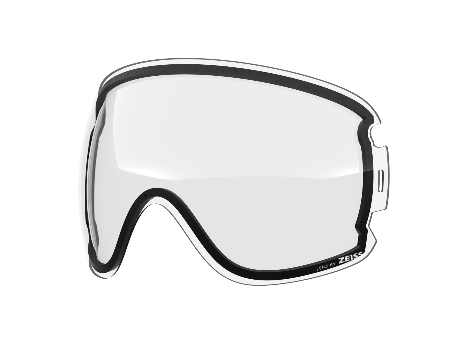 Clear lens for Lente per Open xl goggle