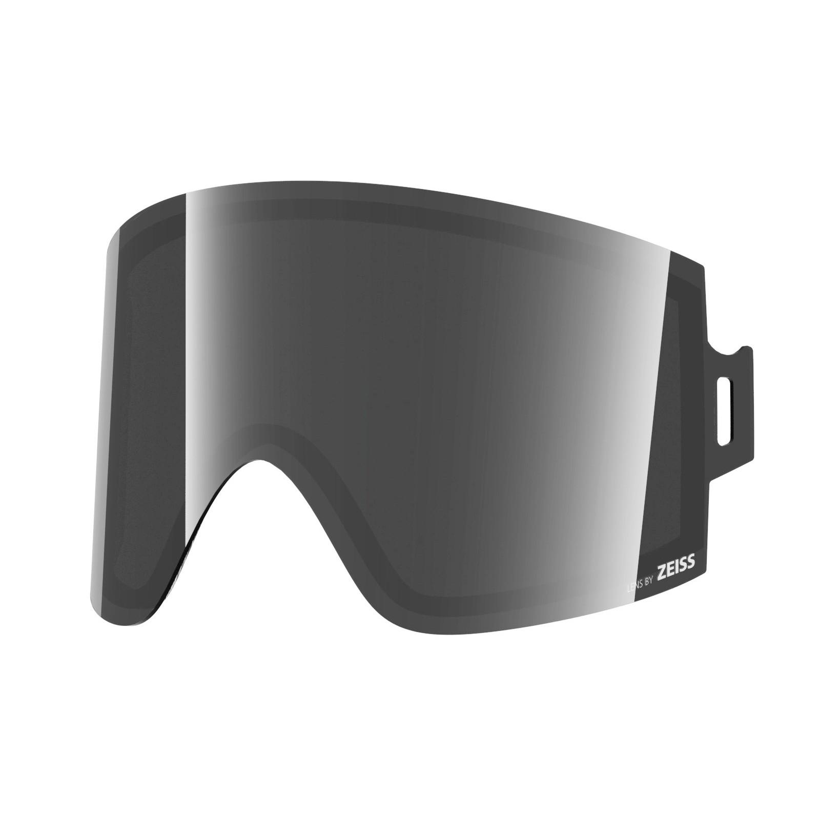 SILVER lens for  Katana goggle