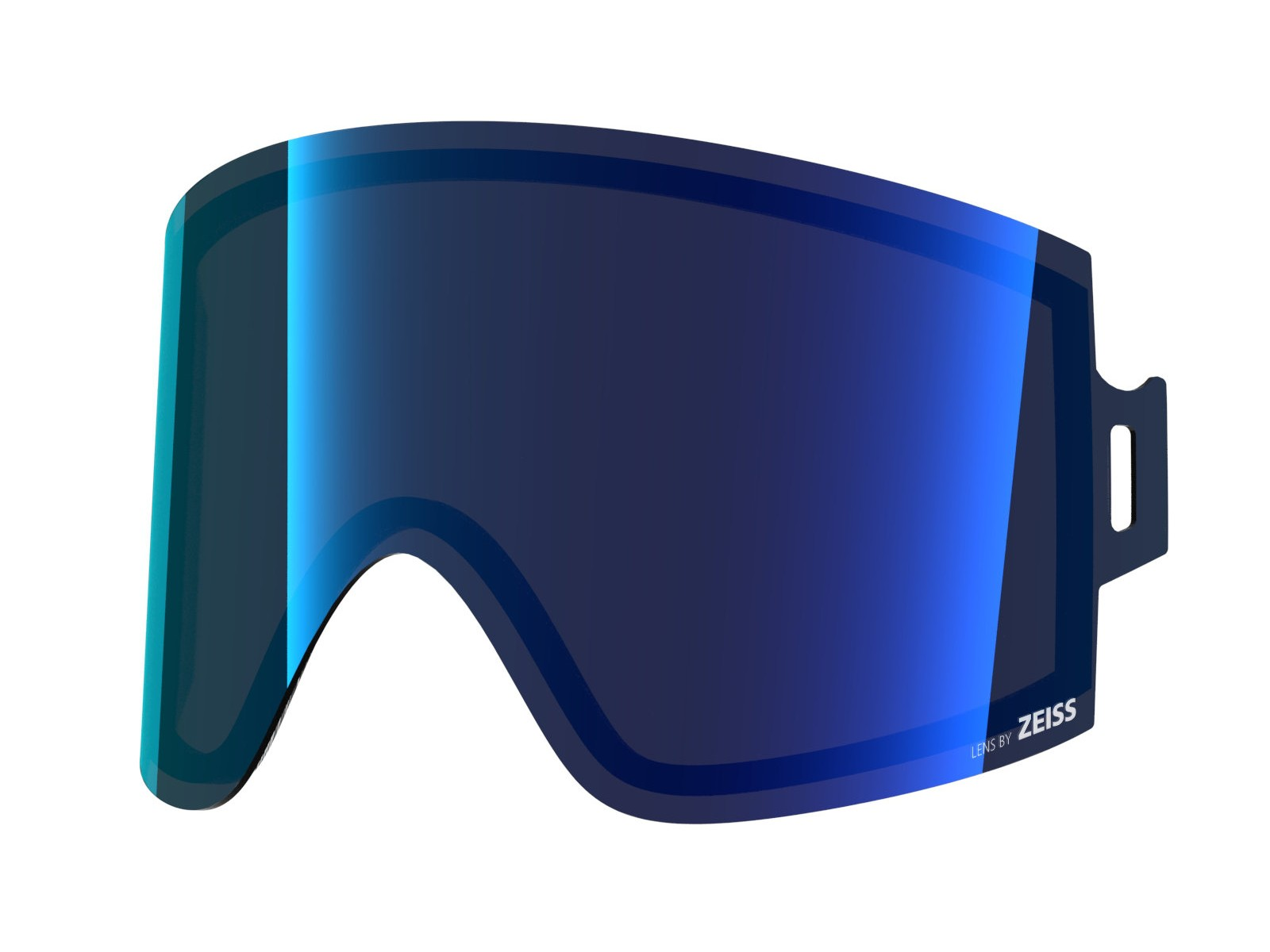 Blue mci lens for Lente per Katana goggle