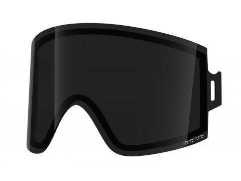 The one nero lens for Lente per Katana goggle