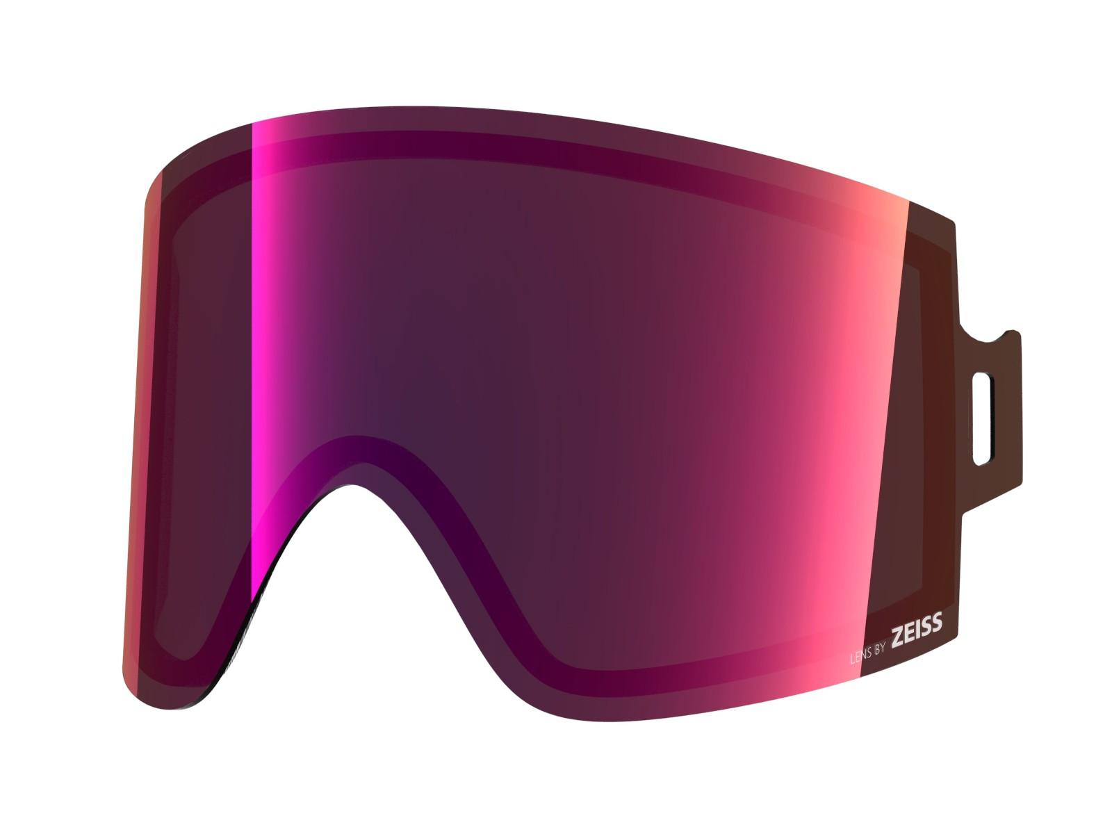 Violet mci lens for Lente per Katana goggle