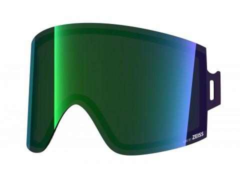 Green mci lens for Lente per Katana goggle