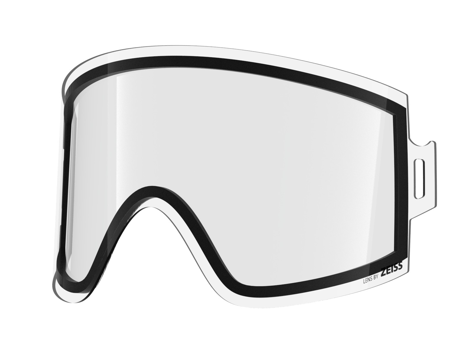 Clear lens for Lente per Katana goggle