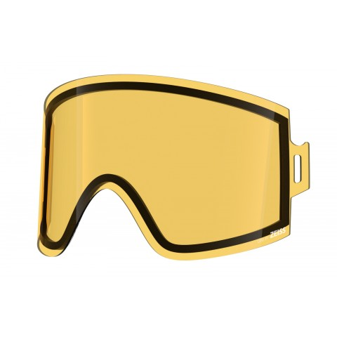 Yellow lens for  Katana goggle