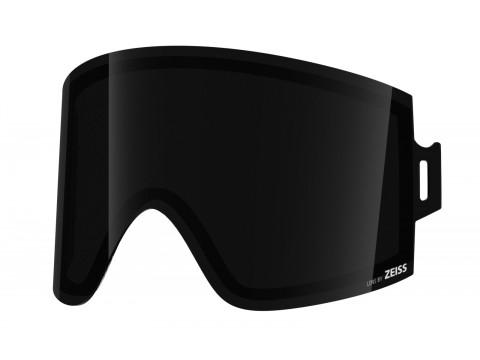 Dark smoke lens for Lente per Katana goggle