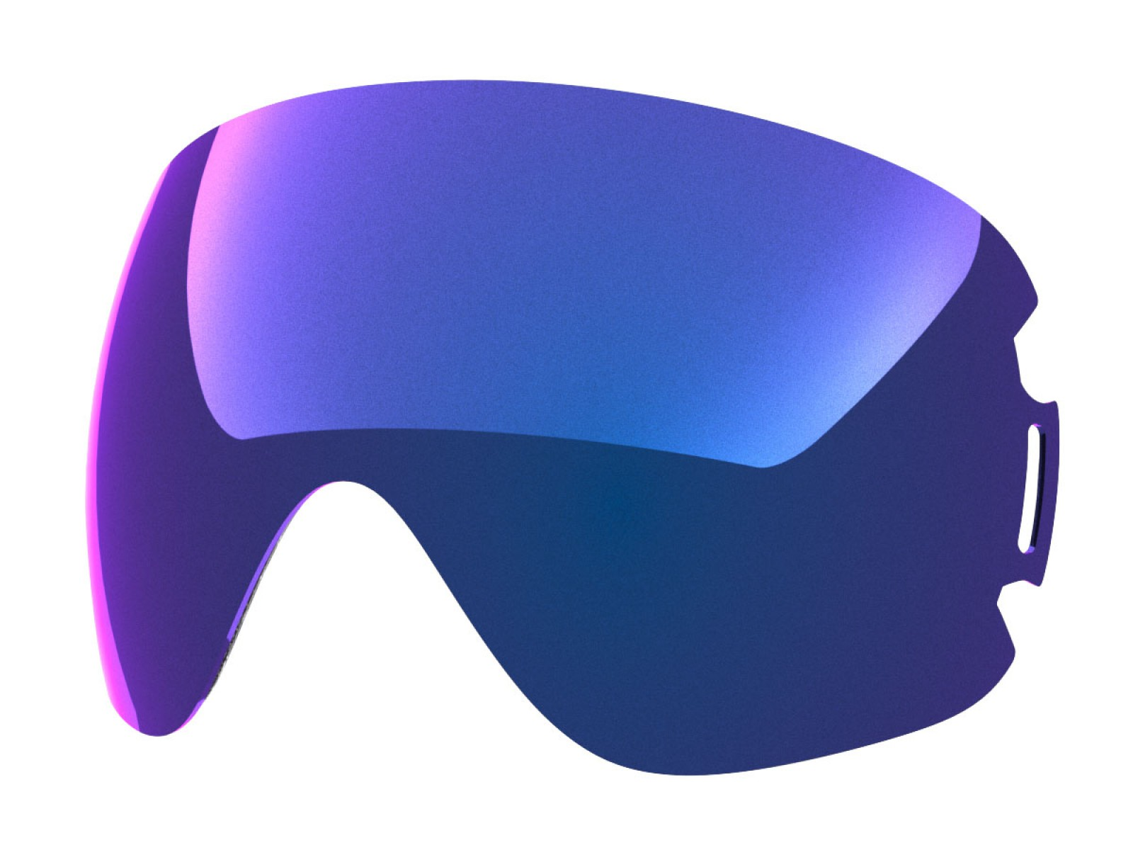BLUE MCI LENS FOR OPEN GOGGLE