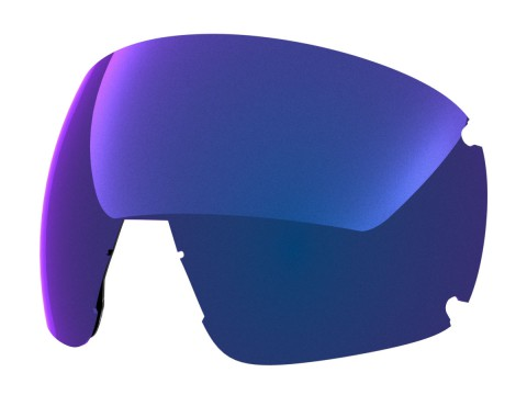 BLUE MCI LENS FOR EARTH GOGGLE