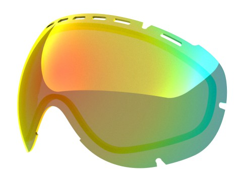 FIRE MCI LENS FOR EYES GOGGLE