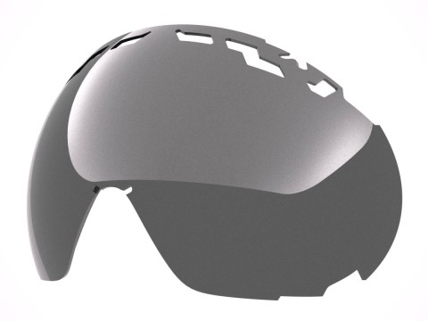 SILVER LENS FOR EDGE SNOW GOGGLE