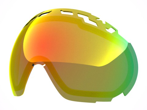 FIRE MCI LENS FOR EDGE GOGGLE