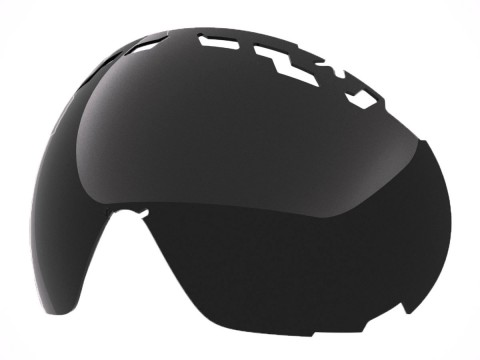 SMOKE LENS FOR EDGE SNOW GOGGLE
