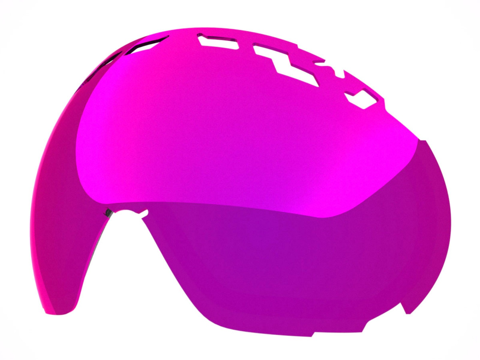 VIOLET MCI LENS FOR EDGE SNOW GOGGLE
