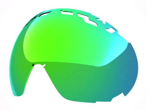 GREEN MCI LENS FOR EDGE GOGGLE