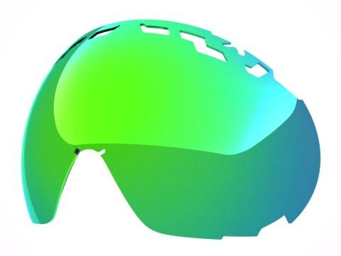 GREEN MCI LENS FOR EDGE SNOW GOGGLE