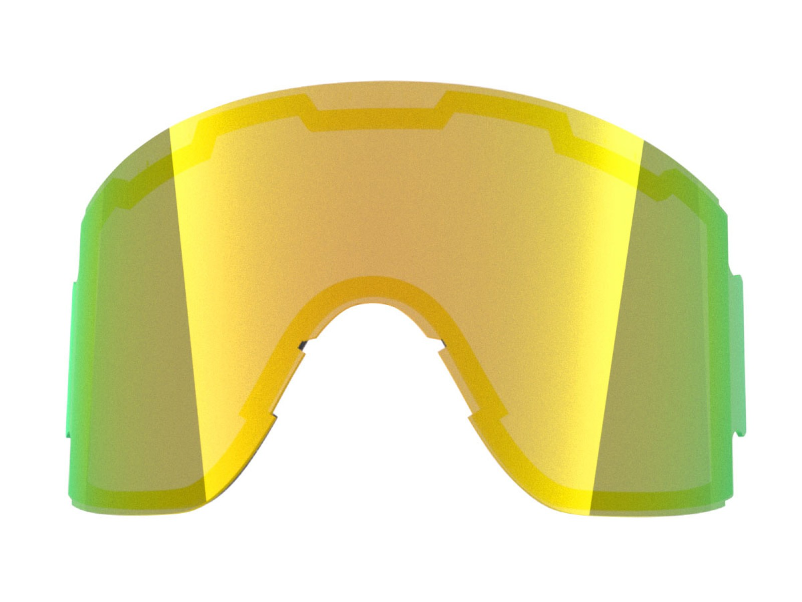 GOLD MCI LENS FOR DOC GOGGLE