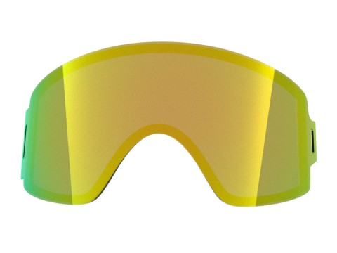 GOLD MCI LENS FOR SHIFT GOGGLE