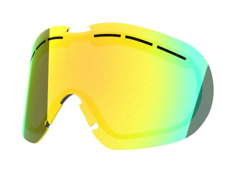 GOLD MCI LENS FOR MIND GOGGLE