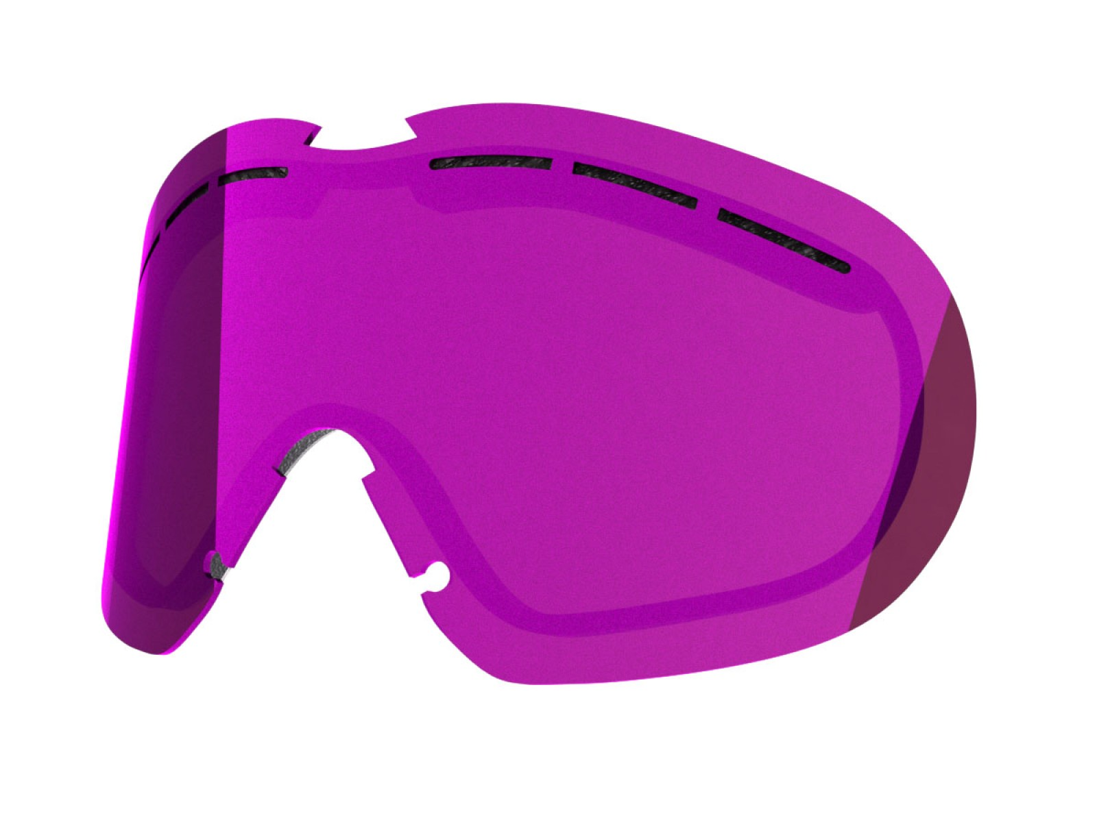 VIOLET MCI LENS FOR FLAT SNOW GOGGLE
