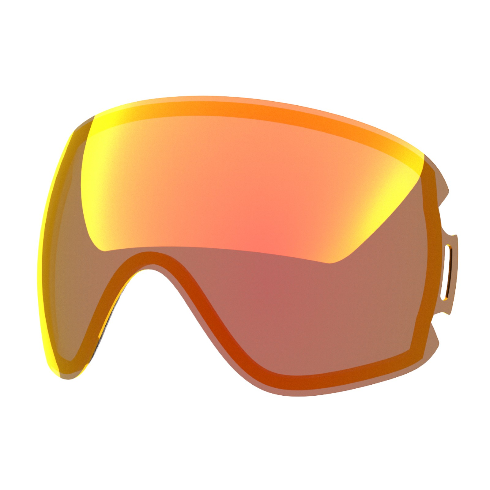 RED MCI lens for  Open goggle