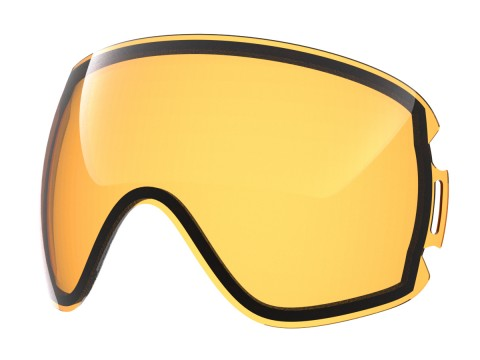 Persimmon lens for Lente per Open goggle