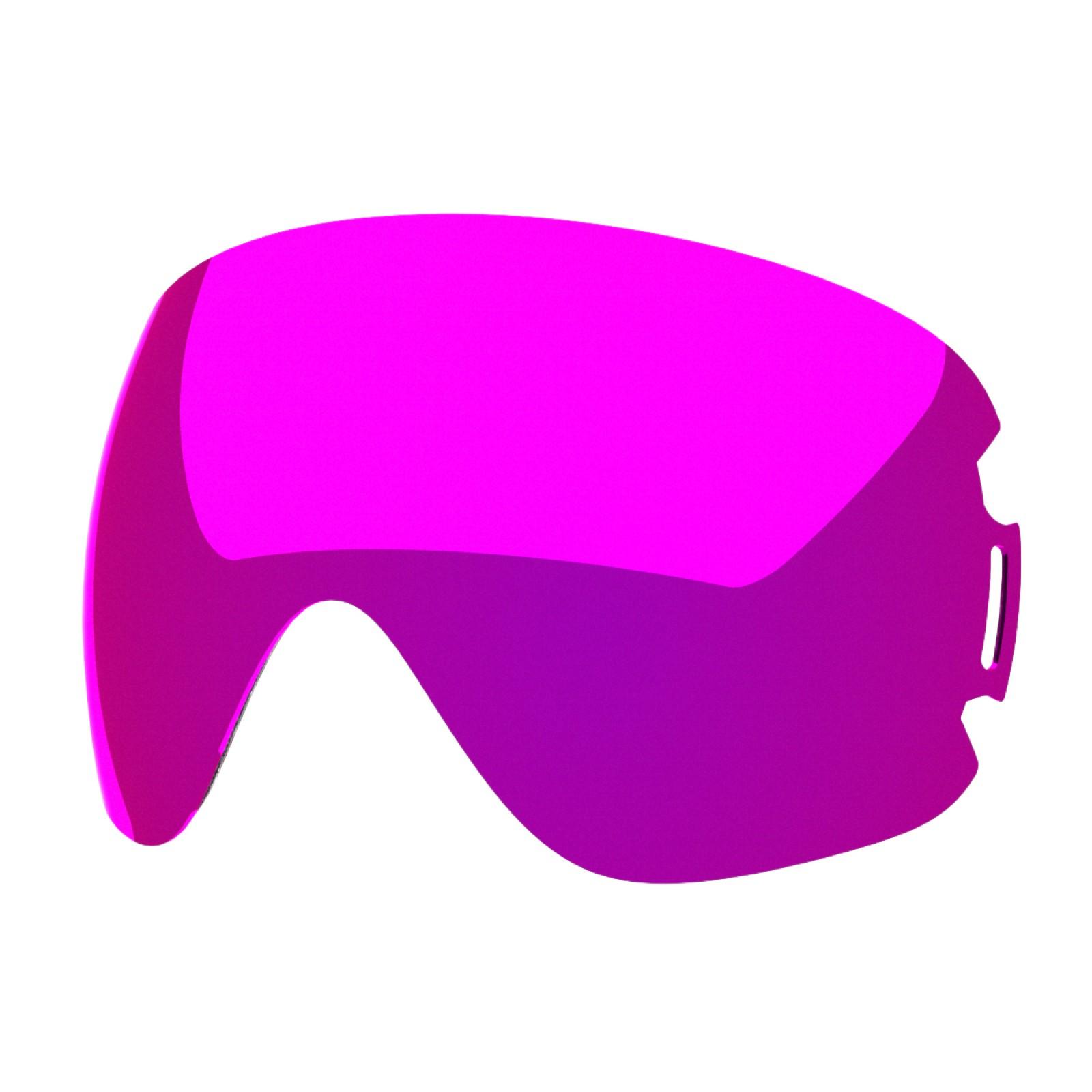 VIOLET MCI lens for  Open goggle