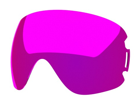 VIOLET MCI LENS FOR OPEN SNOW GOGGLE
