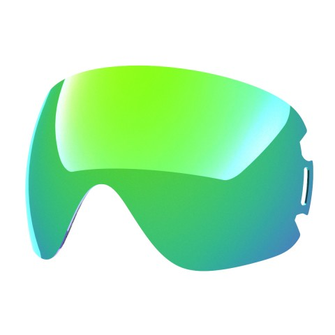 Green mci lens for  Open goggle