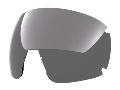 Silver lens for Lente per Earth goggle