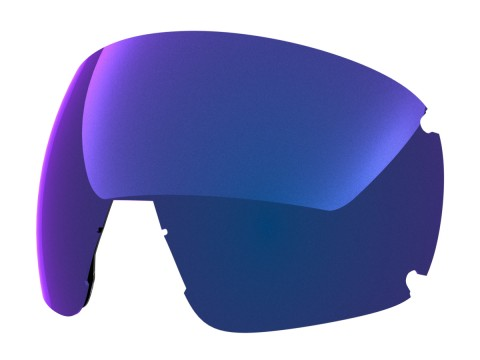 Blue mci lens for Lente per Earth goggle