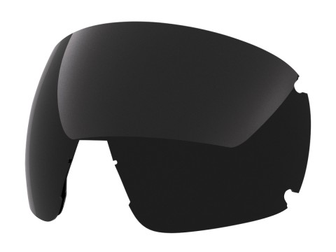Smoke lens for Lente per Earth goggle