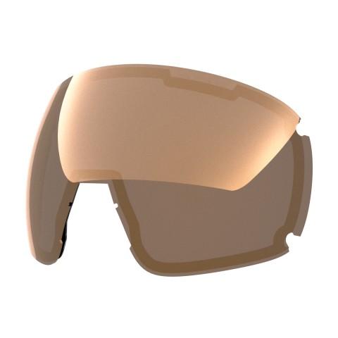 Linse Gold24 mci für Brille  Earth
