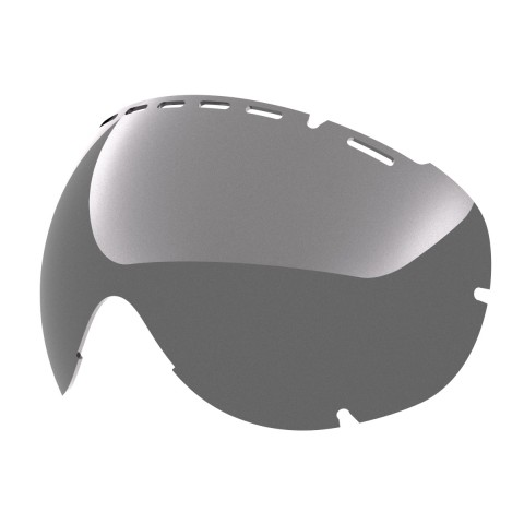Silver lens for  Eyes goggle
