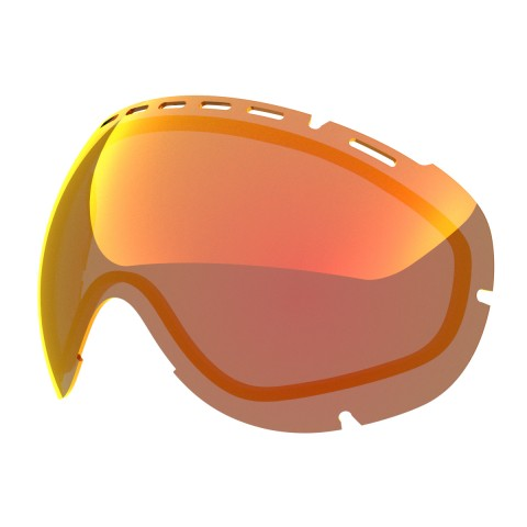 Red mci lens for  Eyes goggle
