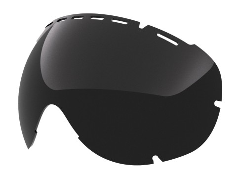 Smoke lens for Lente per Eyes goggle